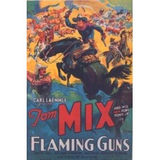 FLAMING GUNS   (1932)